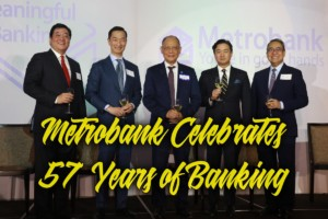 Metrobank - 57 Years of Meaningful Banking