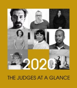 2020 Sony World Photography Awards Jury Collage