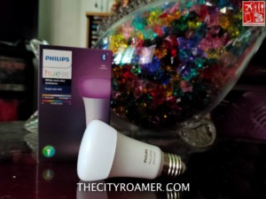 Philips Hue White and Color Ambiance Single Bulb A60