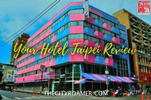 Your Hotel Taipei