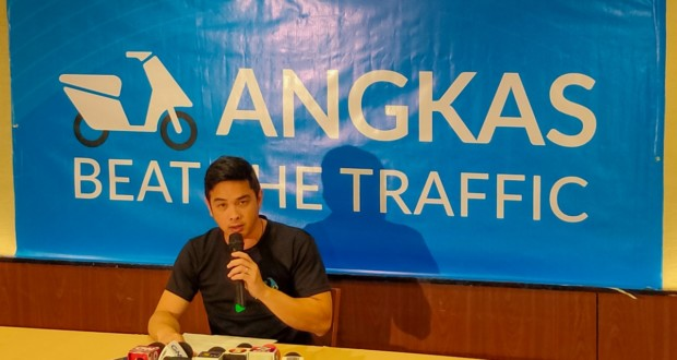 Angkas Chief Transport Advocate George Royeca