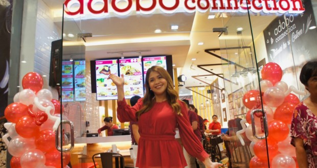 Melai Cantiveros is the new endorser of Adobo Connection