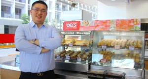 Diao Eng Chay Chinese 4th Generation owner Justin Chua partnered with Alfamart