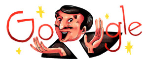 Google Philippines Doodle for Dolphy