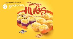 Goldilocks Ensaymada Hugs