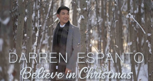 Darren Espanto - Believe In Christmas