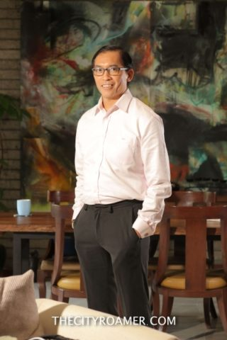 ING Philippines Country Manager Hans Sicat
