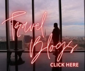 THE CITY ROAMER TRAVEL BLOGS