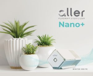 Aller Plasma Nano+ Winter White