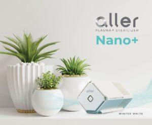 Aller Plasma Nano+ Winter White