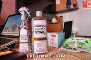 Philippine Society for Microbiology recommends Defensil Isopropyl Alcohol