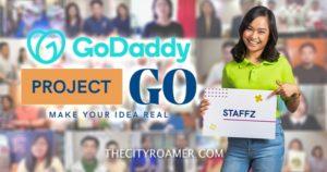 Project Go winner Staffz' Pearl Janine de Guzman