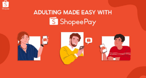 Adulting made easy with ShopeePay