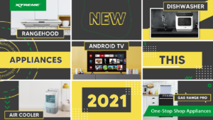 New Xtreme Appliances for 2021