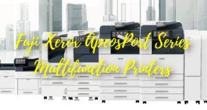 Fuji Xerox Philippines launches ApeosPort Series Multifunction Printers