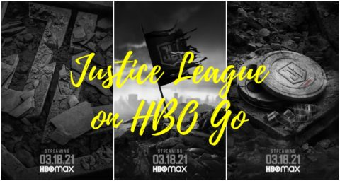 Justice Leage on HBO Go