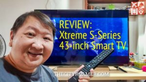 Xtreme S-Series 43-inch Smart TV Review