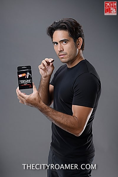 Rogin-E is endorsed by Gerald Anderson