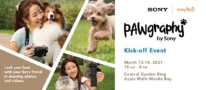 Sony Pawgraphy Launch