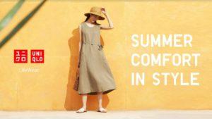 UNIQLO Summer Comfort In Style