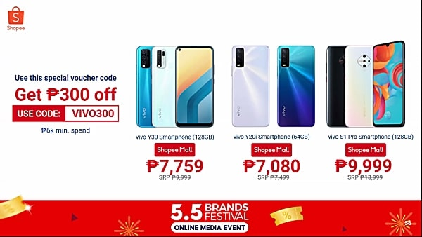 Use VIVO300 Code for a P300 discount