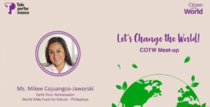 Citizen of the World with Mikee Cojuangco