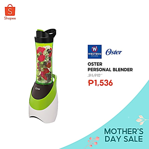 Oster Personal. Blender as Mother's Day Gift