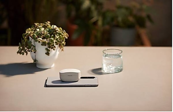 Wireless charging with Qi technology