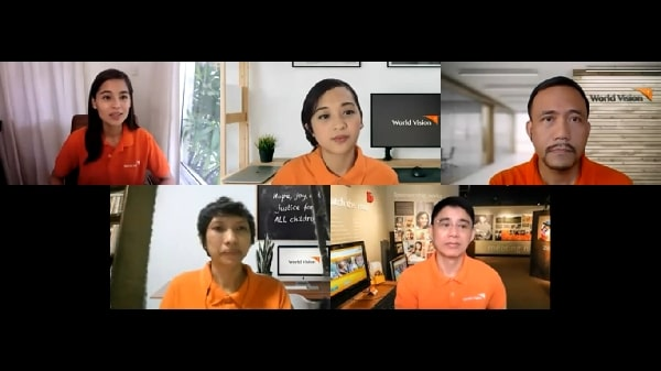 World Vision Baåck-to-School Campaign Launch