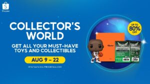 Shopee Collector's World Toys and Collectibles