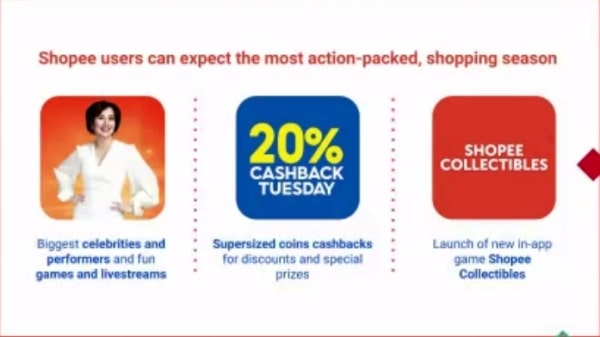 Shopee users can expect the most action-packed shopping season #ShopeePH99SuperShoppingDay