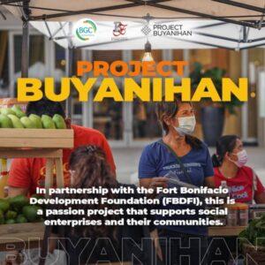 Project Buyanihan in BGC