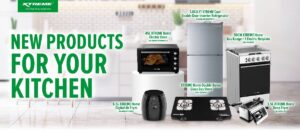 XTREME Appliances New Products