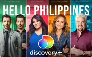 discovery+ Philippines