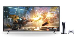 BRAVIA XR TVs are Perfect for PlayStation 5