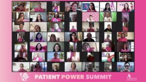 Patient Power Summit - Breast Cancer Patient Group Leaders